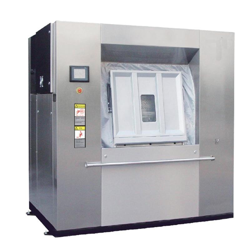 30Kg隔离式全自动洗脱机,卫生隔离洗衣机,医院用隔离式洗脱一体机